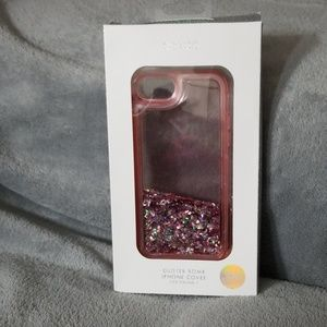 BAN.DO GLITTER BOMB IPHONE COVER CELL PHONE CASE
